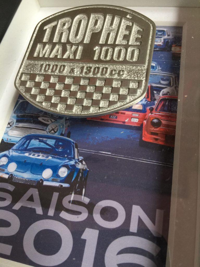 Trophées Maxi 1000