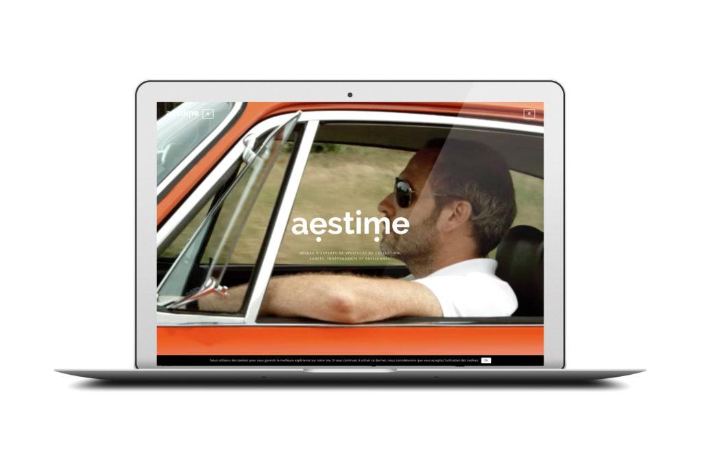 site internet aestime.fr